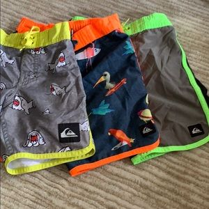 Quiksilver Toddler Boys Boardshorts 2T